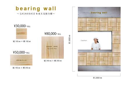 bearing wall