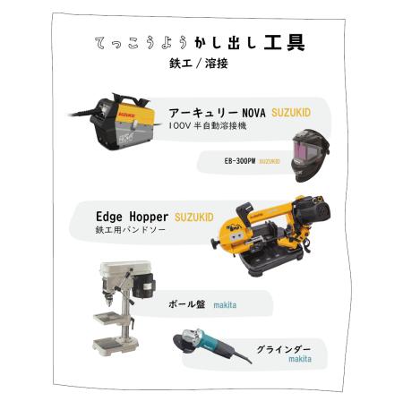 レンタル工具紹介用4 正方形